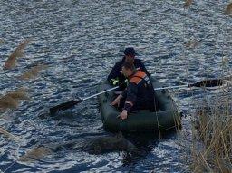 В Константиновке из водоема достали тело погибшего человека