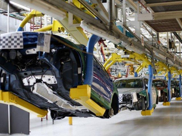 В августе производство авто в Украине возросло на 42%