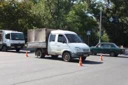 В Константиновке в районе городской больницы №5 произошло ДТП