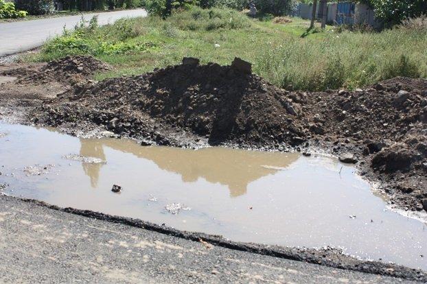 Когда в селе Кондратовка закончится эпоха наводнений и потопа?