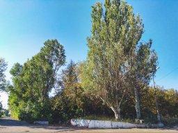 Исторические места Константиновки: Парк «Автостекло»