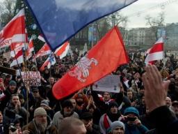 Демонтаж Беломайдана: что ждет РБ после несостоявшейся революции?