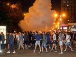Пятый день протестов: в Минске ночь прошла без задержаний