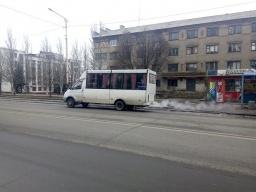 В Константиновке известен график движения автобусов в вечернее время