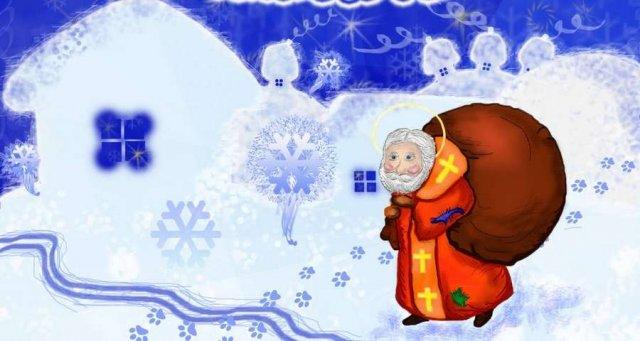 Святой Николай привезет украинских звезд в Константиновку
