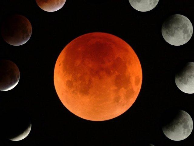 Сегодня ночью украинцы смогут наблюдать самое длинное в этом веке лунное затмение