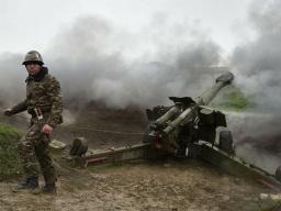 Бои в Нагорном Карабахе: названо количество погибших армянских солдат