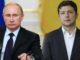 Зеленский договорился с Путиным о личной встрече в рамках переговоров в «нормандском формате»