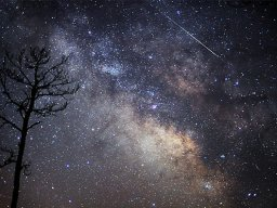 Сегодня в ночном небе украинцы смогут созерцать невероятное зрелище