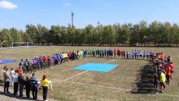 День спорта в Ильиновской громаде