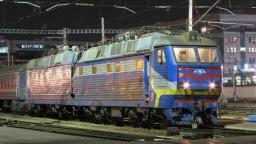 Поезд Киев-Константиновка задержали из-за перестрелки военных в вагоне. Все подробности