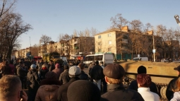 Задержаны 7 участников беспорядков в Константиновке - МВД