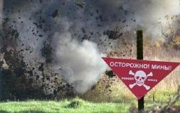 В Артемовском районе на мине подорвались водитель и электрик электроремонтной бригады.