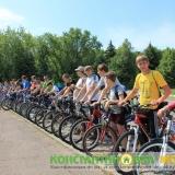 Велопробег ко Дню защиты детей