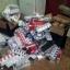 В Константиновке и Артёмовске изъяли партию контрафактных сигарет почти на 190 тысяч гривен.