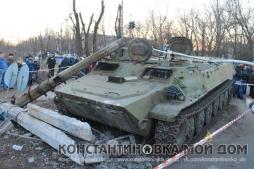 В Константиновке судили военных за ДТП с гибелью ребенка