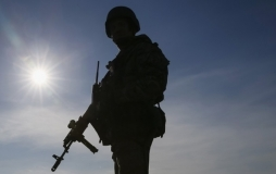 На Донбассе пьяный Военнослужащий ВСУ застрелил местного жителя