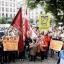 В Литве тысячи учителей объявили забастовку