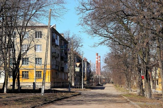 Пересечение улиц Калинина (ныне Европейская) и Суворова