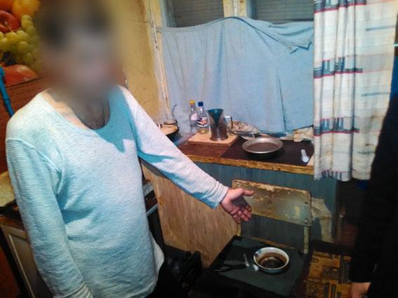 В Константиновке полиция обнаружила очередной наркопритон
