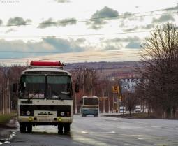 Маршруты движения городских автобусов с 22.03.2016: