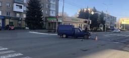 Очередное ДТП в Константиновке: Дорогу не поделили ВАЗ и ИЖ