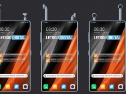Xiaomi зарегистрировала заявку на производство уникального смартфона (ФОТО)