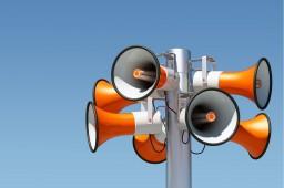 29 июня будет проводиться плановая комплексная техническая проверка средств оповещения населения