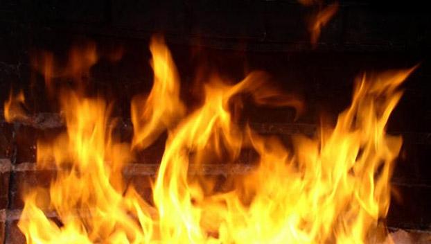 В Константиновской церкви на пожаре погиб человек