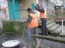 Технические мероприятия в Константиновском ПУВКХ