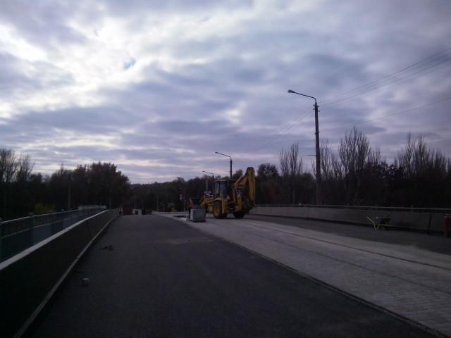 Губернатор заявил о завершении ремонта Северного путепровода в Константиновке