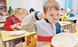 В детсадах Константиновки станут кормить сытнее