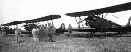 Константиновский аэроклуб - 1933 г