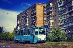 Восстановить трамвайное движение в г. Константиновка
