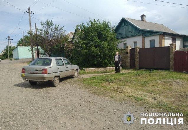 Полиция устанавливает обстоятельства ДТП, в котором пострадала жительница Константиновки