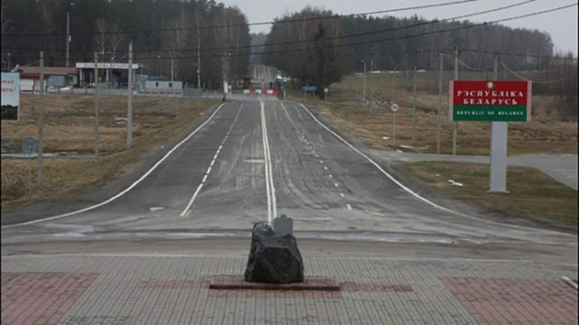 Беларусь закрывает границу с Украиной