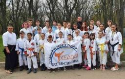 Воспитанники СКТК «Хедоди» выступили на чемпионате Украины