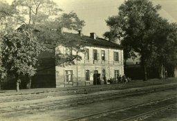 Станция Константиновка 1942-1943 гг