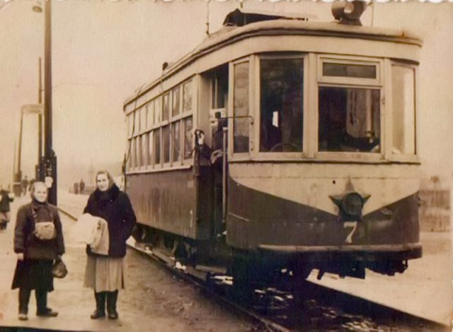 Константиновкий трамвай, Х № 7