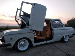 В Украине оттюнинговали Запорожец в стиле Lamborghini (ФОТО)