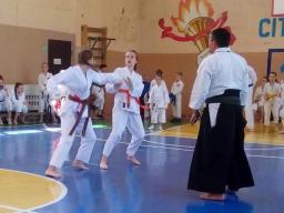 В Константиновке прошел Чемпионат Донецкой области по традиционному каратэ