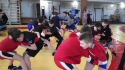 Борцы в Константиновке готовятся принять областной турнир (ВИДЕО)