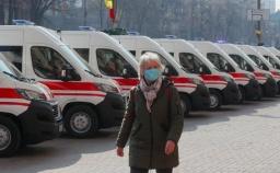 Киев стал лидером среди регионов по заболеваемости COVID-19