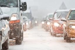 Украину накрыла непогода: ситуация на дорогах
