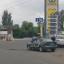 ДТП в Константиновке: ВАЗ 2110 врезался в баннер АЗС