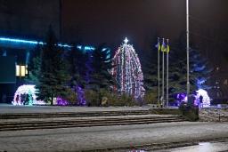 Новый год в Константиновке: Без фейерверков и распития спиртных напитков