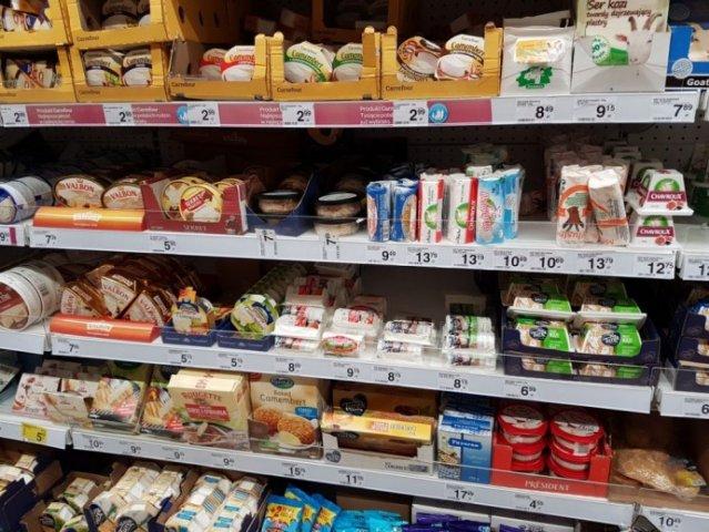 В СМИ сравнили цены и зарплаты в Украине с польскими
