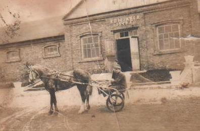 Конезавод, ипподром и жокеи села Степановка (20-50-е)