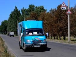 Общественный транспорт в Константиновке: На что жалуются пассажиры