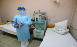 Коронавирус постепенно покидает Константиновку